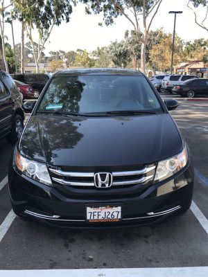 2014 Honda Odyssey Fully Loaded for Sale in San Diego, CA