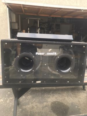 "2 ""12 pioneer champion subs and Performances Teknique amp for Sale in Chino, CA"