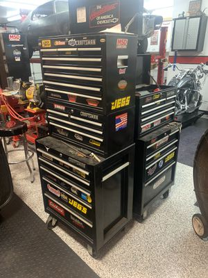 Two craftsman tool boxes 600 or 300 each for Sale in Conroe, TX