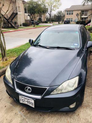 2008 Lexus is250 for Sale in Houston, TX