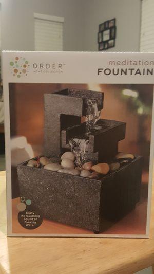 Meditation fountain for Sale in San Jacinto, CA