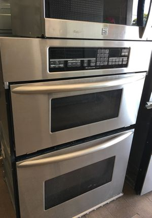 "Kitchen Aid 30"" Microwave Oven Combo for Sale in Montebello, CA"