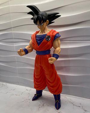 "GIANT * RARE* GOKU FIGURE DRAGON BALL Z (VERY TALL! 15"") STATUE MODEL FIGURINE for Sale in Miami Beach, FL"