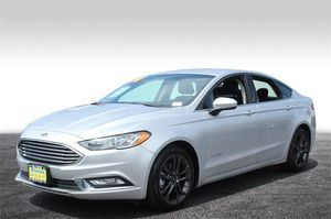 2018 Ford Fusion Hybrid for Sale in Seattle, WA