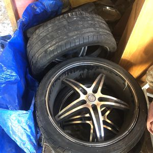 Used Tires All 4 for Sale in Los Angeles, CA
