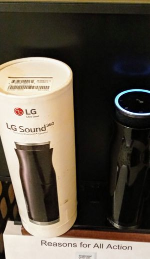 LG wireless speaker for Sale in Conway, SC