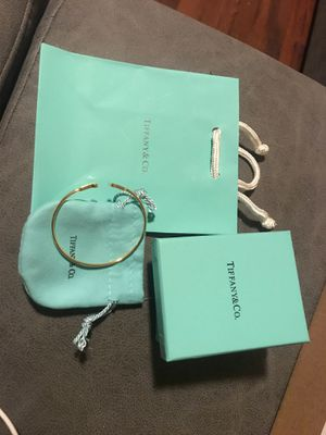 Tiffany bracelet for Sale in San Lorenzo, CA