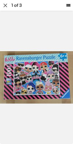 LOL SURPRISE XXL 100PC JIGSAW PUZZLE for Sale in Wantagh,  NY