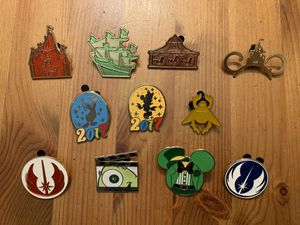 Disney Trading Pins - special collection for Sale in Brea, CA