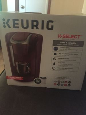 Keurig K-Select Classic Series Coffee Machine for Sale in Dearborn, MI