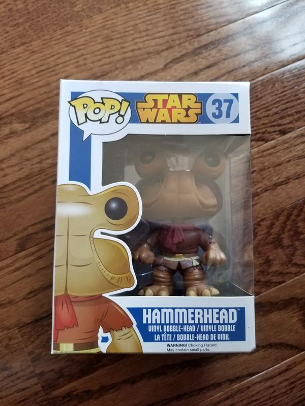 Funko Pop Hammerhead from Star Wars