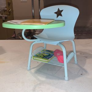 American Girl School Desk Set for Sale in Alpharetta, GA