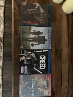 Classic Sports Movie Collection for Sale in Lexington, SC