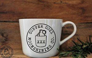 COPPER COIL VINTAGE INSPIRED LOGO COFFEE MUG for Sale in Boulder City, NV