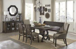 6 PIECE DINING TABLE SET for Sale in Stockbridge, GA