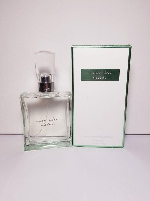 Bath & Body Works Cucumber Melon perfume 2.5oz