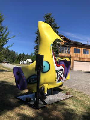 1960s Twirly Bird Helicopter Ride for Sale in Duvall, WA