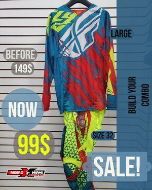 Fly motocross gear combo for Sale in SUNNY ISL BCH, FL