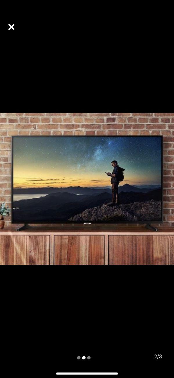 Samsung TV Series 6 4K (READ DESCRIPTION)