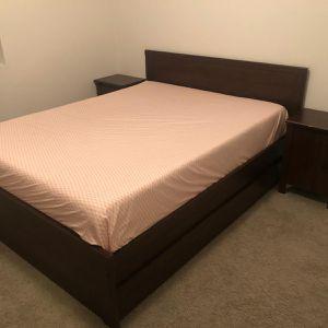 IKEA Bedroom Set With Mattress for Sale in Auburn, WA