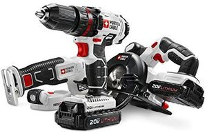 Cordless Drill Combo Kit Power Tool, 4-Tool for Sale in Los Angeles, CA