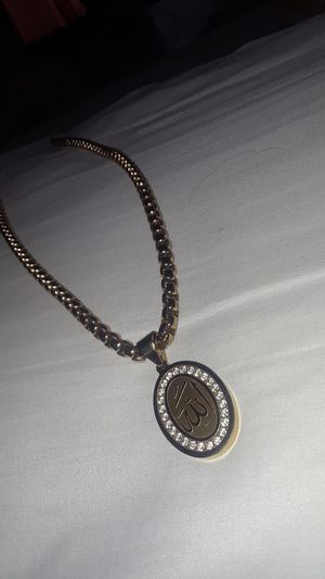 10/12 inch gold plated islam chain for Sale in Washington, DC