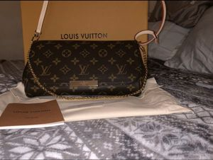 Louis Vuitton FAVORITE MM - Monogram with Dust bag for Sale in Diamond Bar, CA