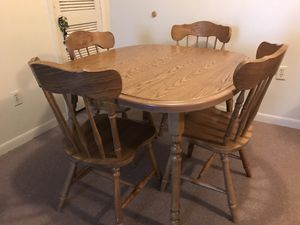Table and Chairs for Sale in Murray, KY