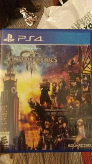 Kingdom hearts 3 new for Sale in San Diego, CA