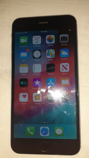 IPhone 6 Plus for Sale in Durham, NC