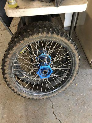 Talon wheels (yz) Yamaha wheels for Sale in Kent, WA