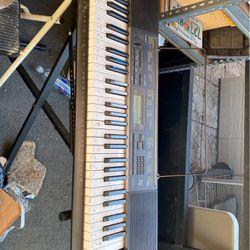 Casio Piano Keyboard for Sale in Orlando,  FL