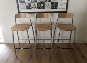 Design Within Reach Baba Bar Stools for Sale in Redmond, WA