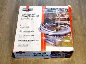 Nexgrill Quick Connect Natural Gas Grill Conversion Kit. for Sale in Phoenix, AZ