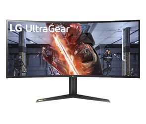 """38"""" UltraGear™ 21:9 Curved WQHD+ Nano IPS 1ms 144Hz HDR 400 Sphere Lighting 2.0 3-Side Virtually Borderless Brand New in Box for Sale in San Diego,  CA"""