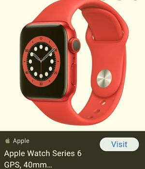 Apple watch series 6 for Sale in Huger, SC