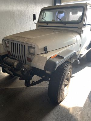 Jeep Wrangler 94' 4x4 Manual for Sale in Fairfax, VA