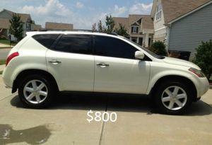 Looks Good 2OO3 Nissan Murano 4WDWheels! for Sale in Aurora, CO