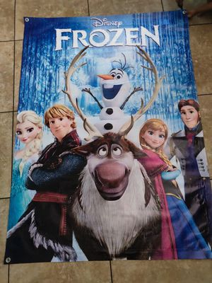 Frozen baner for Sale in Las Vegas, NV
