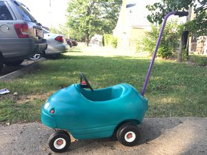 Little tikes car toy for kids for Sale in Detroit, MI