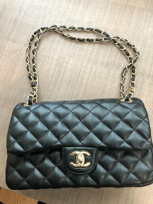Classic chanel hand bag for Sale in Houston, TX