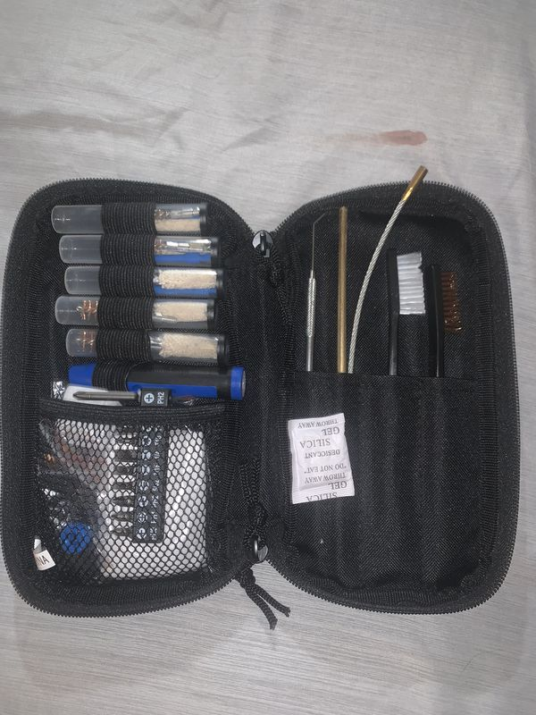 9 mm cleaning kit