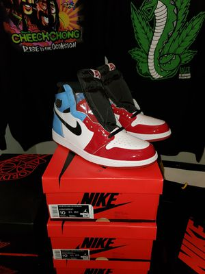 AJ1 HIGH OG FEARLESS UNC/CHI for Sale in Dallas, TX