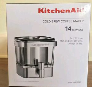 KitchenAid Cold Brew Iced Coffee Maker for Sale in Washington, DC