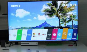 "LG 50"" TV - 4K - Smart - Magic Remote for Sale in Virginia Beach, VA"