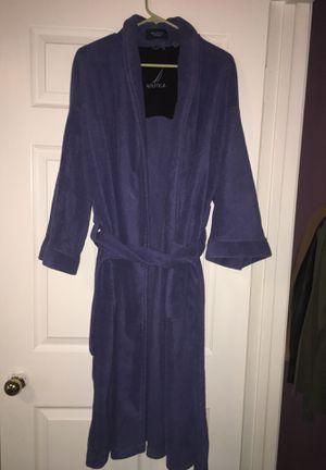 Náutica bath robe for Sale in Springfield, VA