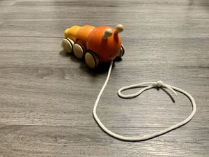 Plantoys pull along caterpillar for Sale in Lancaster, OH