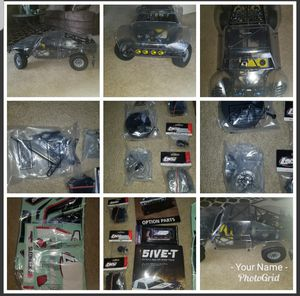5ive-T 1/5 scale Off Road truck for Sale in Baltimore, MD