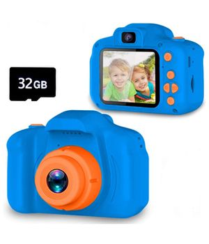✨BRAND NEW Upgrade Kids Selfie Camera, Best Birthday Gifts for Boys Age 3-9, HD Digital Video Cameras for Toddler, Portable Toy for 3 4 5 6 7 8 Year for Sale in New York, GB