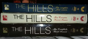 HILLS All 3 full seasons for Sale in Parkersburg, WV